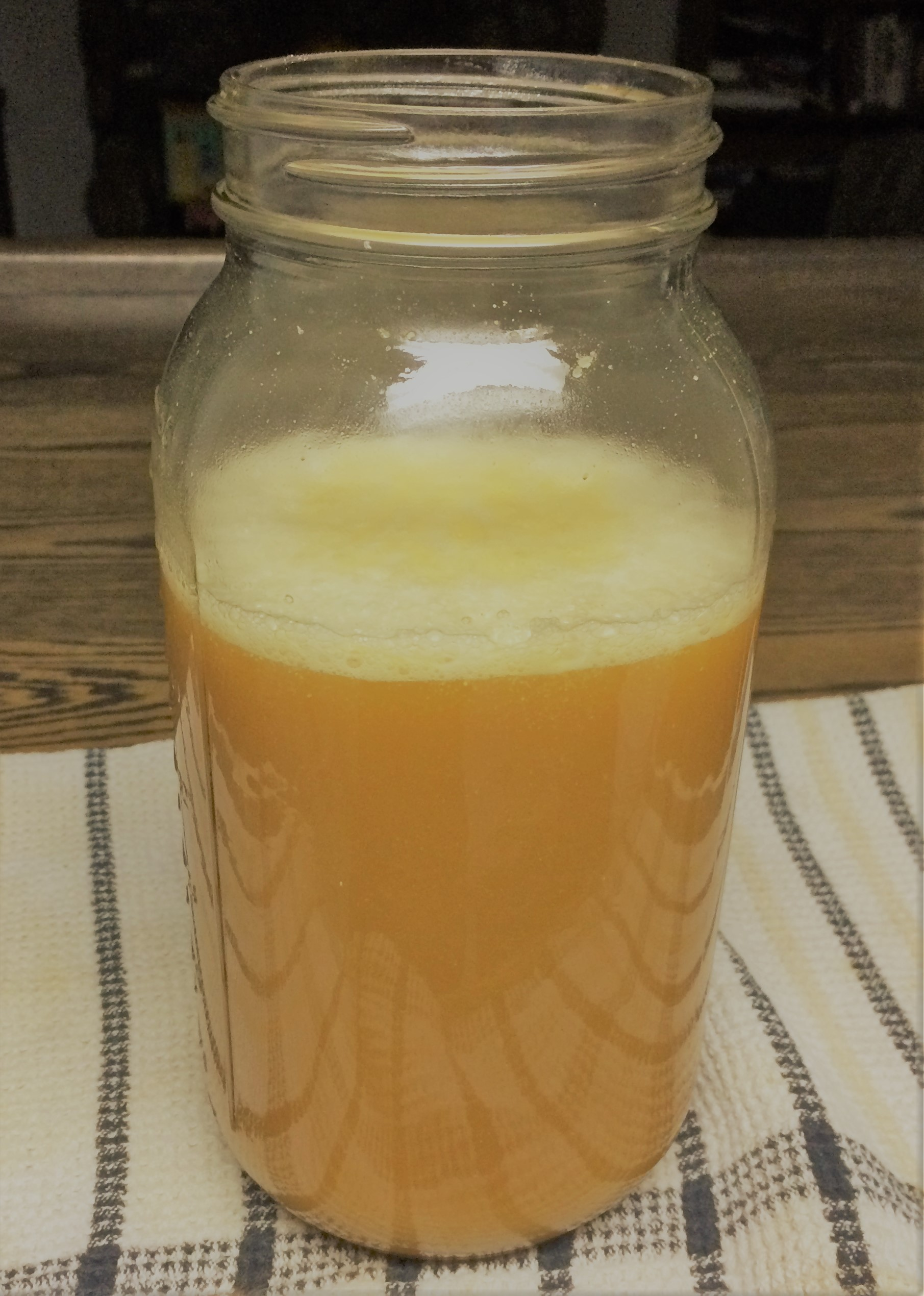 Activated Yeast Starter